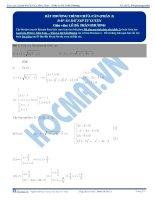 Bai 6 HDGBTTL phuong trinh phan 2