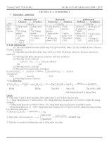 BAI TAP CACBOHIDRAT CO DAP AN (1)
