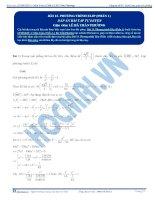 Bai 13 HDGBTTL phuong tinh elip phan 1