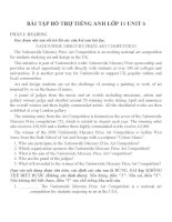 Bài tập môn tiếng anh lớp 11 (64)