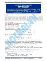Bai 01 dap an bai tap phuong phap tu chon luong chat TB kha pdf