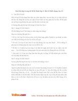 Giải bài tập trang 42 SGK Sinh lớp 6: Biến dạng của rễ