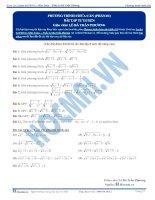 Bai 1 BTTL phuong trinh phan 1