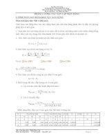 Thuyết minh đồ án kỹ thuật thi công hay có bản vẽ 6