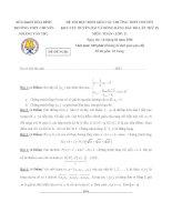 Đề thi duyên hải đồng bằng bắc bộ môn toán lớp 11 năm 2016   đề đề xuất trường THPT chuyên hoàng văn thụ   hòa bình
