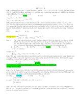 Tổng hợp hóa hữu cơ hay và khó (giải chi tiết)