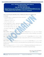 Bai 11 TLBG phuong tinh duong tron phan 3