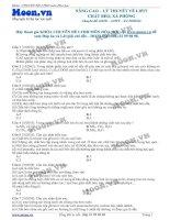 LTDH thi online nangcao lithuyetvelipit,chatbeo,xaphong