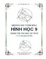 BAI TOAN TRONG TAM HINH học 9 a5