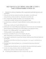 Bài tập môn tiếng anh lớp 11 (8)