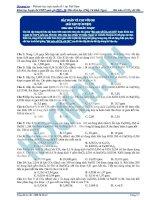 Bai 8  bai toan ve CO2 voi OH pdf