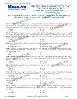 13 LTDH thionline PP giai bai tap ve phan ung tach hidrocacbon