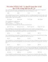 07 thi online NÂNG CAO   lý thuyết trọng tâm và bài tập về sắt và hợp chất của sắt  p1