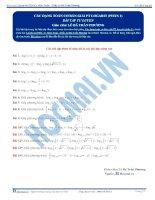07 BTTL cac dang co ban giai pt logarit phan 1