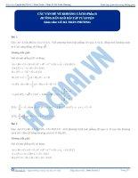 Bai 13 HDGBTTL cac van de ve khoang cach phan 1 hocmai vn unlocked 1