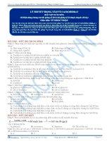 KG bai 16  bai tap ly thuyet trong tam ve cacbohidrat