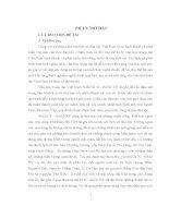 Non - Sông đất Việt trong cảm hứng lịch sử ở thơ phú thế kỉ X - thế kỉ XV