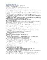 Tổng hợp ý kiến học và thi mônLS tốt nhất 1   lịch sử 12   đinh văn long