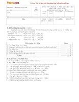 Đề thi giữa học kì 1 môn Tiếng Việt lớp 4 trường tiểu học Việt Mỹ năm học 2012 - 2013