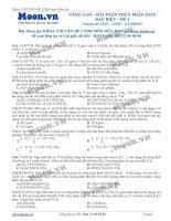 LTDH thi online nangcao baitoanthuyphanestedacbiet de2