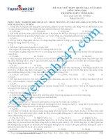 25 trường THPT vĩnh bảo mã 683