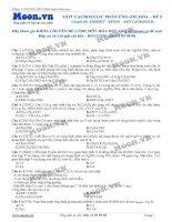 Hoa LTDH thi online   axit cacboxylic phan ung oxi hoa de 5
