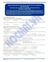 Bai 8  bai tap phuong phap giai cac bai tap dac trung ve axit cacboxylic TB