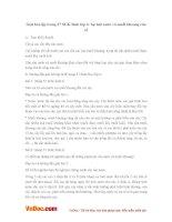 Giải bài tập trang 37 SGK Sinh lớp 6: Sự hút nước và muối khoáng của rễ