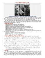 Hiệp định giơnevơ 1954   lịch sử 12   nguyễn thành thịnh