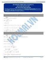 Bai 7 HDGBTTL phuong trinh phan 3