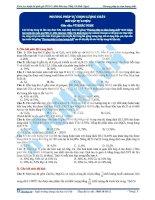 Bai 01  bai tap phuong phap tu chon luong chat KG pdf
