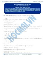 Bai 06 DABTTL nhi thuc newton phan 3