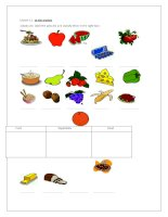 islcollective worksheets elementary a1 elementary school reading spelling food work at the market 18467491585798c244542dc0 95687006