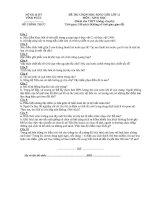 SINH 11   đề HSG   VĨNH PHÚC (2)   sinh học 11   nguyễn thành tâm