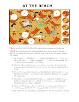 islcollective worksheets preintermediate a2 high school reading writing present continu beach puzzle 93583469957c855db6ef9c1 40398029