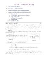 CHUONG 3 LUC VAN VAT HAP DAN