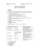 Bài 23  hướng động 11 nâng cao