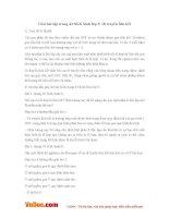 Giải bài tập trang 43 SGK Sinh lớp 9: Di truyền liên kết