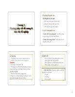 Chương 3 Phương pháp viết đề cương