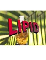 Lipidhc Lipit (tài liệu chuyên ngành sinh học thưc phẩm)