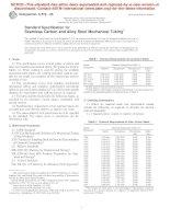 Tiêu chuẩn ASTM a519 96  ;QTUXOS05NG