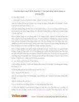 Giải bài tập trang 8 SGK Sinh lớp 7: Thế giới động vật đa dạng và phong phú