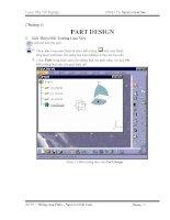 Luận văn tốt nghiệp nghên cứu phần mềm catia v5