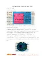 Giải bài tập trang 13 SGK Sinh lớp 8: Tế bào