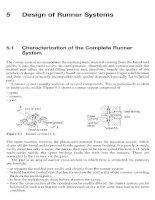 Design of Runner System