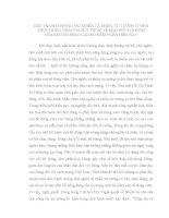 TIỂU LUẬN   đấu TRANH CHỐNG CHỦ NGHĨA cá NHÂN, tư TƯỞNG cơ hội THỰC DỤNG, NGĂN CHẶN đà SUY THOÁI đạo đức lối SỐNG của một bộ PHẬN cán bộ ĐẢNG VIÊN HIỆN NAY