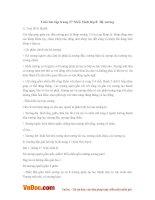 Giải bài tập trang 27 SGK Sinh lớp 8: Bộ xương