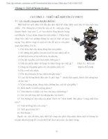 chương 3 thiết kế khuân ép phun