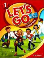Lets go 1 student book 4th edition