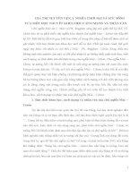 TIỂU LUẬN   bản CHẤT KHOA học, CÁCH MẠNG, NHÂN văn và sức SỐNG của CHỦ NGHĨA mác    lê NIN